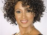 Short Tight Curly Hairstyles Permed Stacked Bob Haircut S