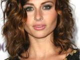 Short to Medium Length Curly Hairstyles Short Medium Curly Hairstyles