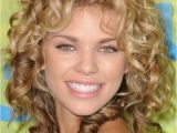 Short to Mid Length Curly Hairstyles 25 Short Curly Hair with Bangs