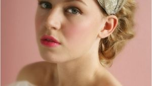 Short Wedding Hairstyles with Headband Short Wedding Hairstyle Ideas 22 Bridal Short Haircuts