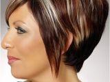 Short Wedge Bob Haircut Wedge Haircuts Front and Back Views