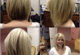 Shoulder Length Angled Bob Haircut Angled Bobs with Bangs