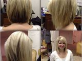 Shoulder Length Angled Bob Haircut Angled Bobs with Bangs