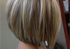 Shoulder Length Angled Bob Haircut Medium Length Angled Bob Hairstyles Hairstyle for Women