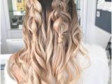 Side Braid Hairstyles Hair Down 37 Best Add A Braid Images On Pinterest In 2019