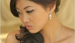 Side Ponytail Wedding Hairstyles for Long Hair Best Trendy Side Ponytail Hairstyles