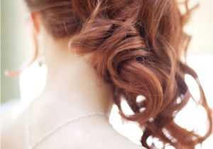 Side Swept Wedding Hairstyles for Long Hair Side Swept Wedding Hairstyles to Inspire Mon Cheri Bridals