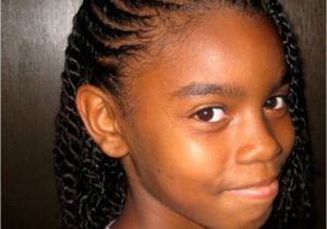 Simple and Different Hairstyles Beautiful Black Kids Hairstyles Girls