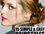 Simple and Easy Hairstyles for Medium Length Hair 15 Hairstyles for Medium Length Hair