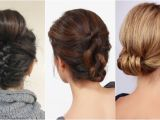 Simple and Easy Hairstyles for Office 15 Quick and Easy Fice Updos for Those Busy Mornings