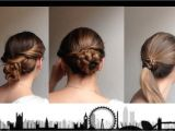 Simple and Easy Hairstyles for Office London Life 3 Quick Fice Hairstyles Part 1