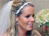 Simple Beach Wedding Hairstyles Simple Beach Wedding Hairstyles with Veil