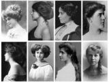 Simple Edwardian Hairstyles 1910s Hairstyles for Teenage Girls
