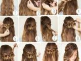 Simple Eid Hairstyles Eid Hairstyle 2017 Step by Step for Pakistani Girls
