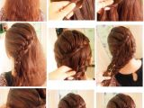 Simple event Hairstyles Braids Hair Styles Pinterest