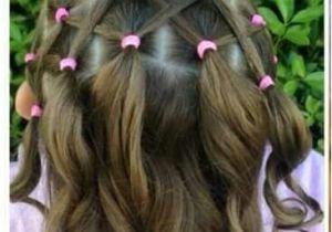 Simple Girl Hairstyles for School Easy Lil Girls Hair Kids