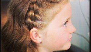 Simple Girl Hairstyles for School Simple Kids Hairstyles for School Quick Updos for Little Girls Short