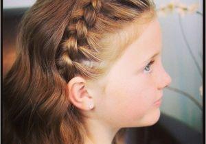 Simple Girl Hairstyles for School Simple Kids Hairstyles for School Quick Updos for Little Girls Short