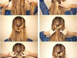 Simple Hairstyles Bow Cute and Simple Hairstyle ♥ Hair Styles In 2018