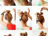 Simple Hairstyles Bow Diy Bow Tie Hairstyle Diy Easy Diy Diy Beauty Diy Hair Diy Fashion
