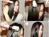 Simple Hairstyles Curling Iron Hiw to Make Curl with Hair Traightener Hair Ideas