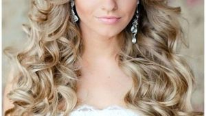 Simple Hairstyles Curls Wedding Guest Hairstyles with Bangs Simple Wedding Hairstyles Simple