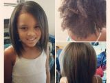 Simple Hairstyles for 8 Year Olds Brazillian Blowout On My Beautiful 8 Year Old Daugher She is