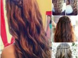 Simple Hairstyles for A School Dance 76 Best School Dance Hairstyles Images