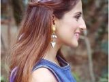Simple Hairstyles for Everyday Indian Hair 14 Best Simple Indian Hairstyles Images