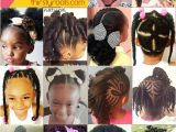 Simple Hairstyles for Little Girls 20 Cute Natural Hairstyles for Little Girls