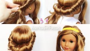 Simple Hairstyles for Your American Girl Doll Doll Clothes Closet How to Make A Closet for American Girl Dolls