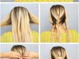 Simple Hairstyles In 3 Minutes 25 Best Simple Hairstyles for School Images