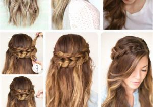 Simple Hairstyles In School Cool Hairstyles for Girls with Long Hair for School Inspirational