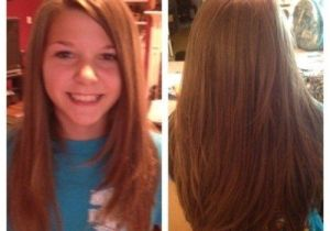 Simple Hairstyles Long Straight Hair Cute Hairstyles for Teenage Girls with Long Straight Hair 12