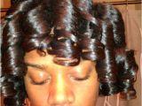 Simple Hairstyles Methods Roller Set Hairstyles Best Hairstyle Ideas
