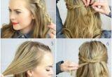 Simple Hairstyles No Heat 18 No Heat Hairstyles H¥r Pinterest