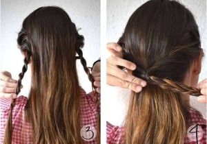 Simple Hairstyles Step by Step for School Easy School Hairstyles for Girls Inspirational Lovely Simple