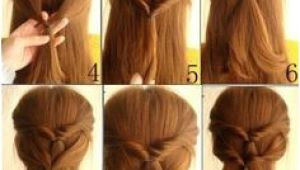 Simple Hairstyles to Try at Home 13 Best Hairstyles Images