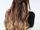 Simple Long Hairstyles for School Cool Hairstyles for School Girls Unique Hair Colour Ideas with