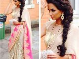 Simple Mehndi Hairstyles 20 Simple and Cute Hairstyles for Mehndi Function This Season