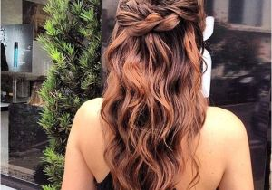 Simple N Easy Hairstyles 31 Half Up Half Down Hairstyles for Bridesmaids
