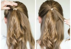 Simple N Easy Hairstyles Quick N Easy Hair Styles