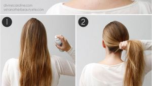 Simple Roll Hairstyles Go Classically Chic with This Easy French Twist