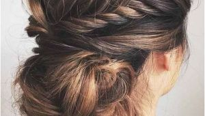 Simple Romantic Hairstyles 10 Pretty Hairstyle Ideas for Party Hair Pinterest