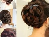 Simple Updo Hairstyles for Weddings 5 Easiest Wedding Updo You Can Create by Yourself Vpfashion