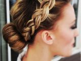 Simple Wedding Hairstyles for Bridesmaids Simple yet sophisticated Wedding Hairstyles for Bridesmaids