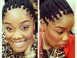 Simple Yarn Hairstyles Yarn Braids Natural Hair Braids and Locks