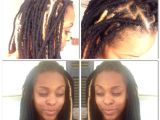 Simple Yarn Hairstyles Yarn Dreads My Protective Style Easy and Simple Braid with 3