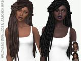 Sims 2 Black Hairstyles Missparaply Sims4 Pinterest