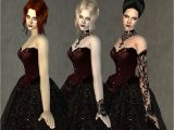 Sims 2 Wedding Hairstyles Mod the Sims Fashion Story From Heather Wedding Charm Of Gothic